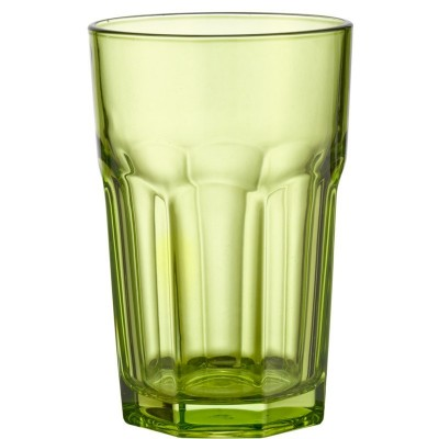 ROCK VASO ALTO APILABLE VERDE 37CL
