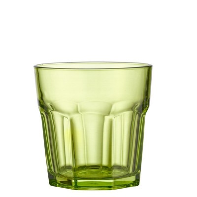 ROCK VASO BAJO APILABLE VERDE 27CL