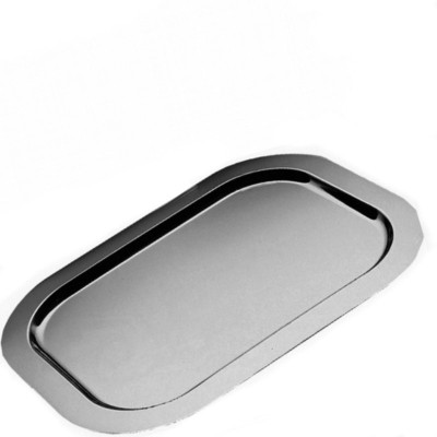 BANDEJA RECTANG 41X28 INOX 18/10