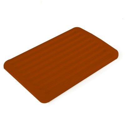 TABLA CORTA-PAN POLIET 40X24X2 MARRON
