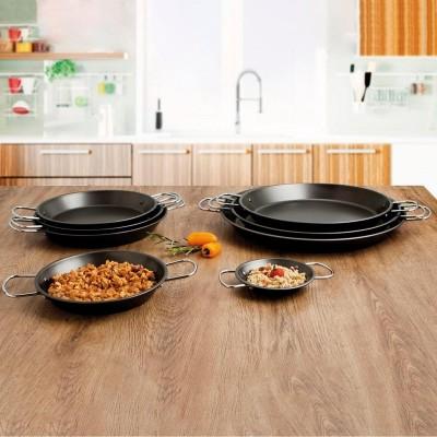 EO ROJO MOKA-CAFE PLATO 12CM C12