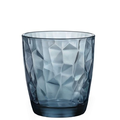 DIAMOND VASO BAJO 39CL AZUL C6