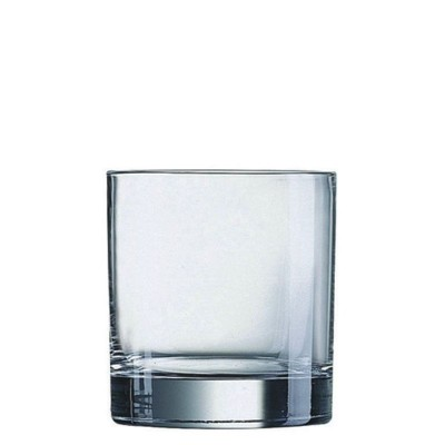 ISLANDE VASO WHISKY 38CL C6 ARC