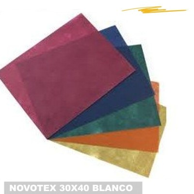 MANTEL NOVOTEX 30X40 BLANCO C500