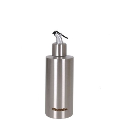 ACEITERA INOX 250ml C/TAPON QUTTIN