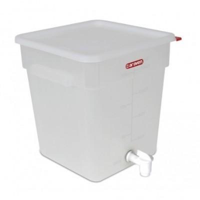 Bolsa de papel kraft con asas planas