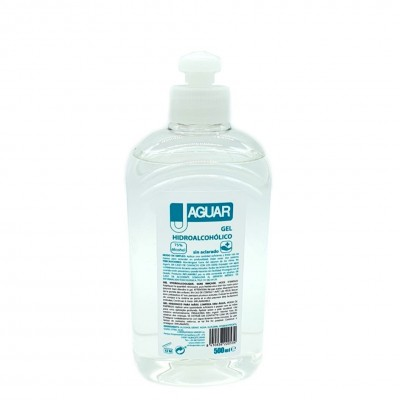 JAGUAR GEL HIDROALCOLICO 500 ml