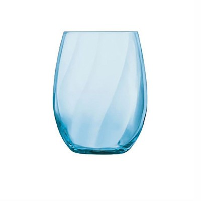 ** ARPEGE COLOR CHEF AZUL VASO ALTO 35CL C6