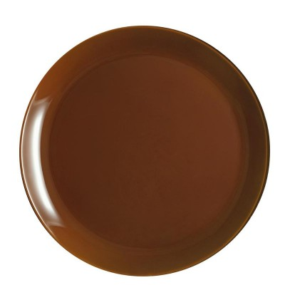 Arty Cacao Plato Llano Sodo 26 cm Luminarc C12
