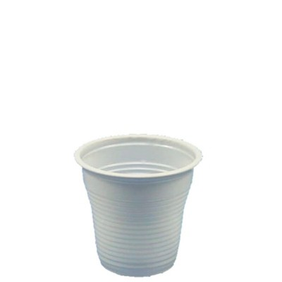 VASO BLANCO CAFE 80 cc B100